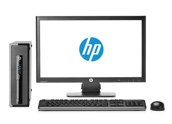 HP Compaq EliteDesk 800 G1 USDT + Ecran 23 pouces